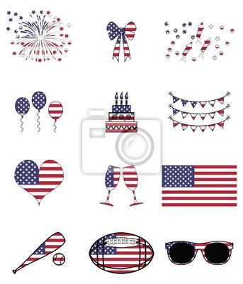 Célébration et symboles américaine