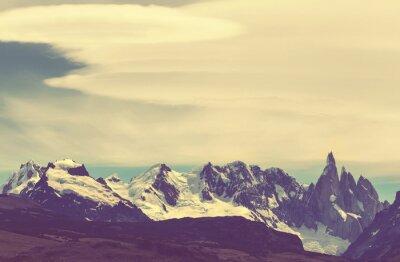 Papiers peints Cerro Torre