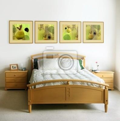 Chambre A Coucher Moderne Papier Peint Papiers Peints Chambres