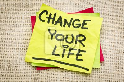 Papiers peints changer votre vie