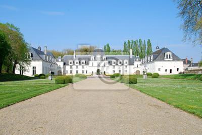 Papiers peints Château  de Champigny-sur-Veude