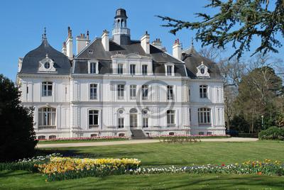 Papiers peints Château de la Briantais