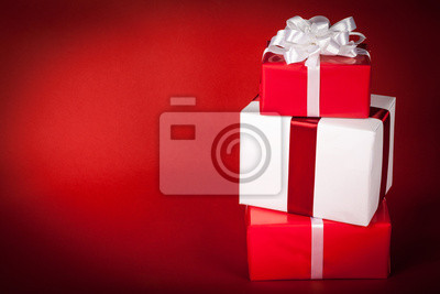 Christmas Presents sur Red