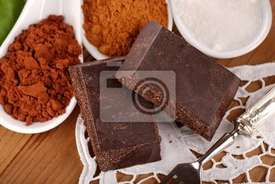 cioccolato di Modica alla cannella - quattro