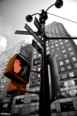 Papiers peints clignotant New York boradway