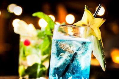 Papiers peints Cocktail