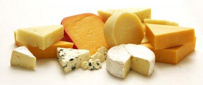 Papiers peints Collection de fromage