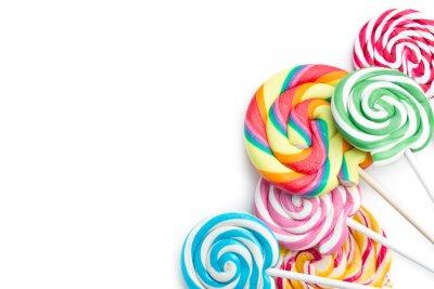 Papiers peints Coloré, tourbillon, sucette