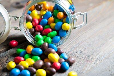 Papiers peints Colorful candy