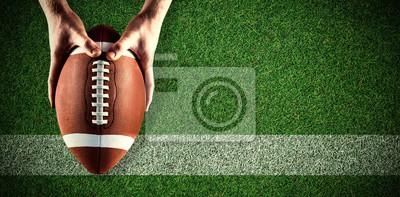 Papiers peints Composite, image, Américain, football, joueur, tenue ...
