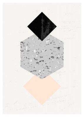 Composition géométrique abstraite