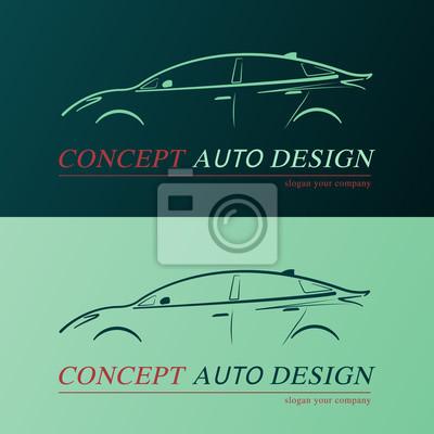Papiers Peints Concept De Carte Conception Automatique Modle Visite Voiture