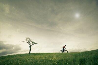 Papiers peints Concept vélo