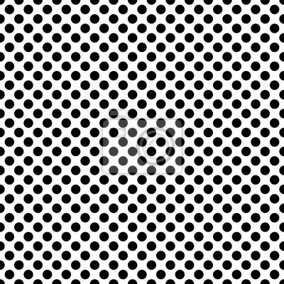 Contexte Des Points Dart Pop Texture En Noir Et Blanc Papier Peint