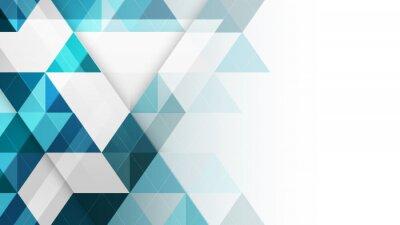 Papiers peints Contexte géométrique abstraite du vecteur.