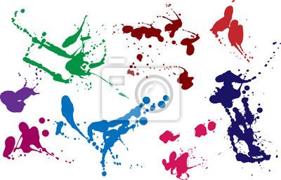 couleur des taches et les éclaboussures ens_2