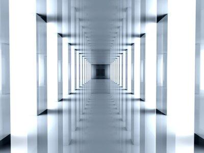 Papiers peints Couloir