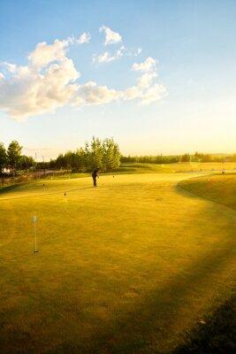 Papiers peints cours de golf
