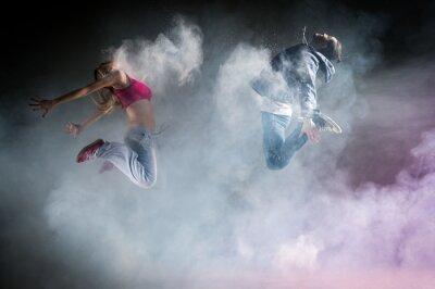 Papiers peints Danse moderne