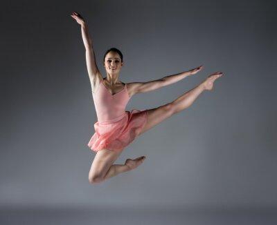 Papiers peints Danseur de ballet féminin