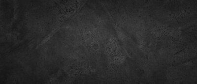 Papiers peints dark concrete wall texture background, natural pattern