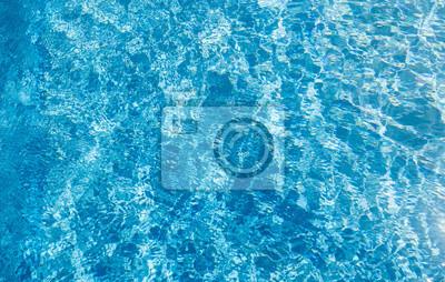 Papiers peints De l'eau claire à la piscine