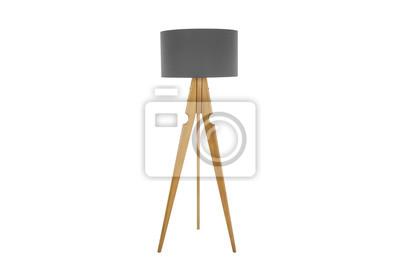 Papiers peints Decorative tripos standing light - FLOOR LAMP / LAMPSHADE