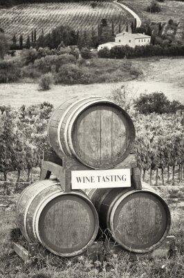 Papiers peints dégustation de vins
