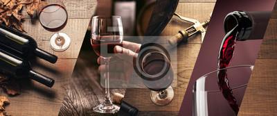 Papiers peints Dégustation de vins et vinification