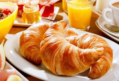 Papiers peints Délicieux petit déjeuner continental
