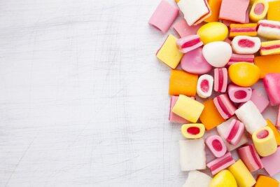 Papiers peints Délicieux, sucré, bonbon, copie, espace