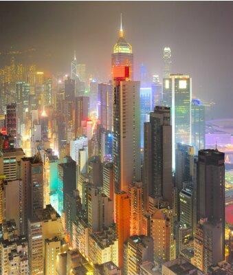 Papiers peints Densité de Hong Kong