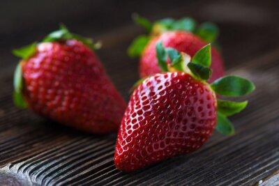 Papiers peints Des fraises