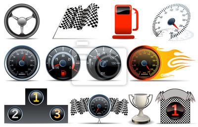 des icônes du sport motorisé