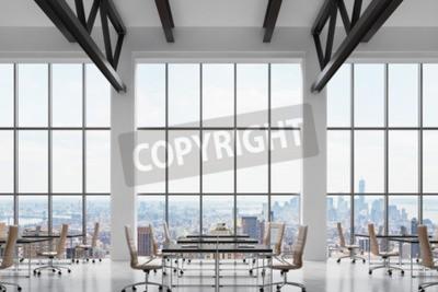Papiers peints: Des lieux de travail modernes dans un intérieur lumineux  moderne
