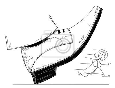 PeintsDessin Papiers Homme Conceptuelle Illustration De Animé Bâton n8OPkwX0