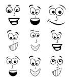 cartoon sourire la bouche les l vres avec les dents et la langue papier peint papiers. Black Bedroom Furniture Sets. Home Design Ideas