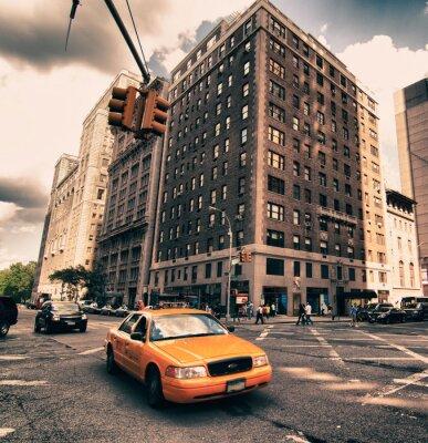 Papiers peints Détail d'architecture de New York City, USA