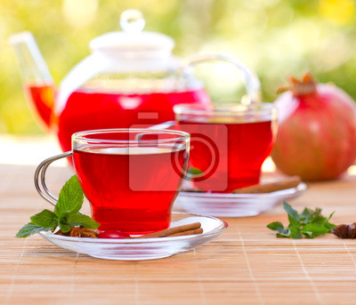 Deux tasse de thé