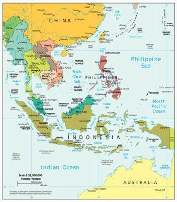 Papiers peints Divisions Asie du Sud-politiques