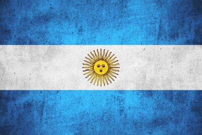 Papiers peints Drapeau de l'Argentine