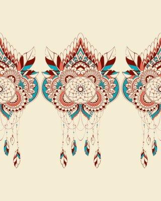 Papiers peints dreamcatcher_seamless