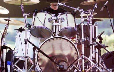 Papiers peints Drums sur scène