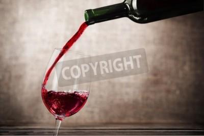 Papiers peints Du vin.