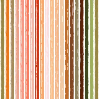 Papiers peints eating mix rainbow colorful vegetables. pattern.