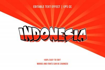 Papiers peints editable text effect design