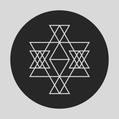 Papiers peints Éléments graphiques géométriques