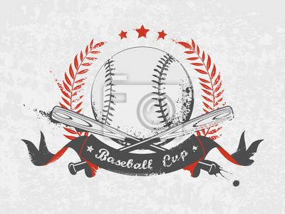 emblème de Baseball