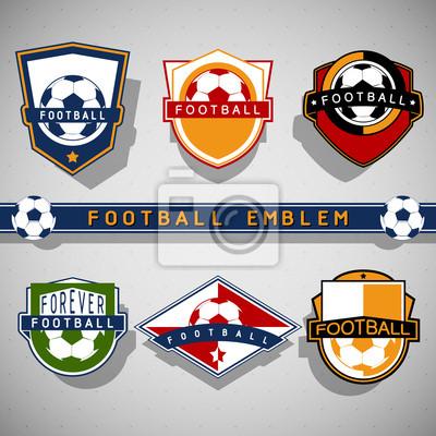 emblème de Football