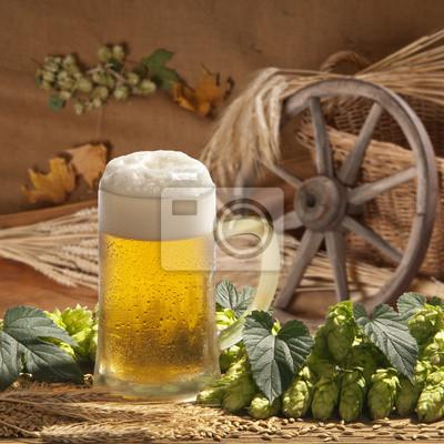 encore la vie avec de la bière